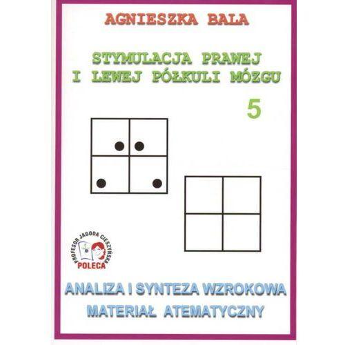 Analiza i synteza wzrokowa Materiał atematyczny, Agnieszka Bala