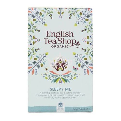 English tea sho Herbatka ziołowa sleepy me 20x1,5 g bio 30 g p