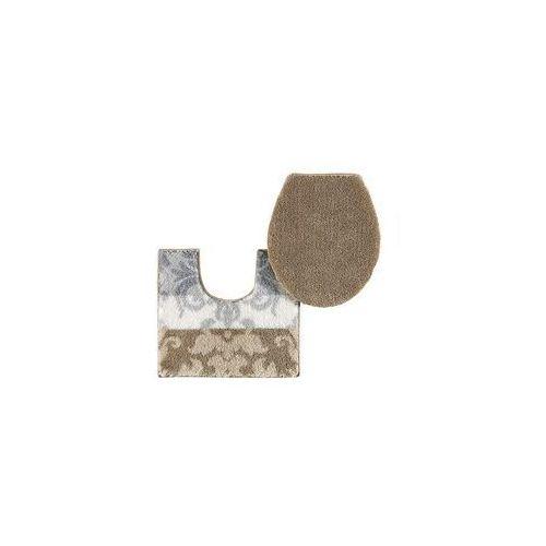 Heine - dywanik brązowy/szary - oferta [05e2e2092112e578]