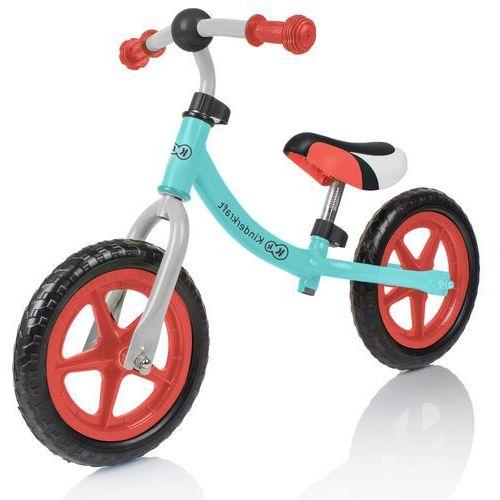 Rowerek biegowy moov miętowy + zamów z dostawą jutro! marki Kinderkraft