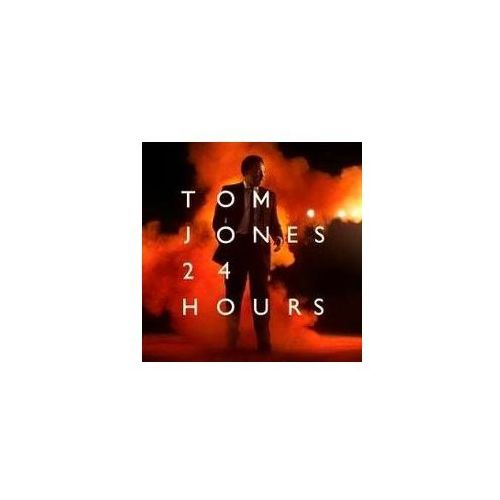 24 HOURS (INTERNATIONAL WHITE BARCODE VERSION) - Tom Jones (Płyta CD) (5099926498423)