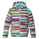 Produkt z kategorii- kurtki dla dzieci - Kurtka snowboardowa Roxy Valley Hoodie 018 kte2 pirate black 2014/15 kids