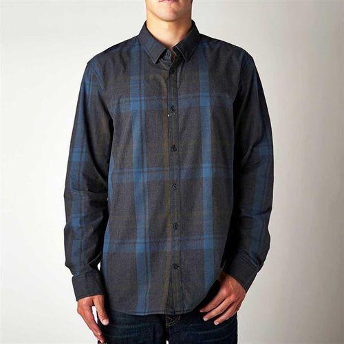 koszule FOX - Maximus Black (001) rozmiar: 2X - sprawdź w Snowbitch