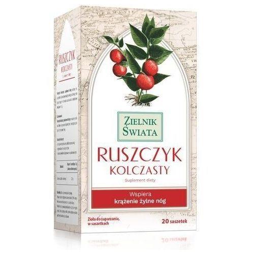 Herbapol lublin Zielnik świata ruszczyk kolczasty x 20 saszetek