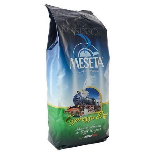 Meseta Espresso BAR - kawa ziarnista 1kg / duża zawartość kofeiny