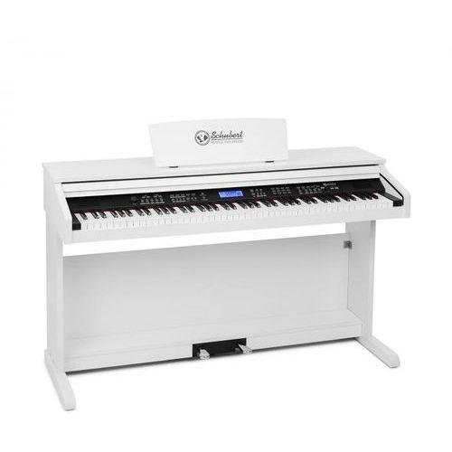 Schubert subi 88 mk ii keyboard 88 klawiszy midi usb 360 brzmień 160 rytmów kolor biały