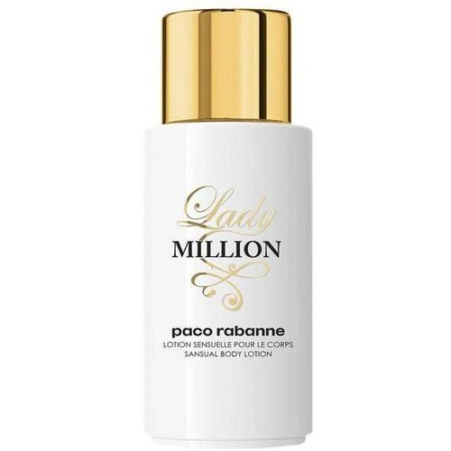 lady million balsam do ciala 200ml + próbka gratis! marki Paco rabanne
