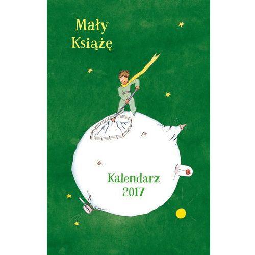 Znak Mały książę. kalendarz 2017