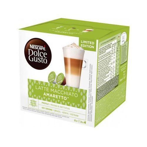 Nescafe dolce gusto latte macchiato amaretto 16 kaps