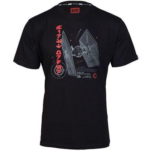 Koszulka star wars tie t-0926 (rozmiar l) czarny + wybierz gadżet star wars gratis do zakupionej gry! + zamów z dostawą jutro! marki Good loot