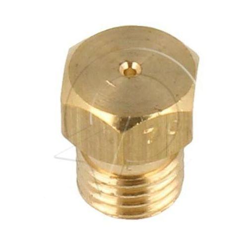 Dysza gazu palnika średniego palnika średniego do płyty gazowej indesit 482000022599 marki Whirlpool/indesit