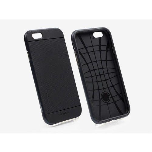 Apple iPhone 6 - etui na telefon Ipaky - Czarny, ETAP138IPKYBLK000