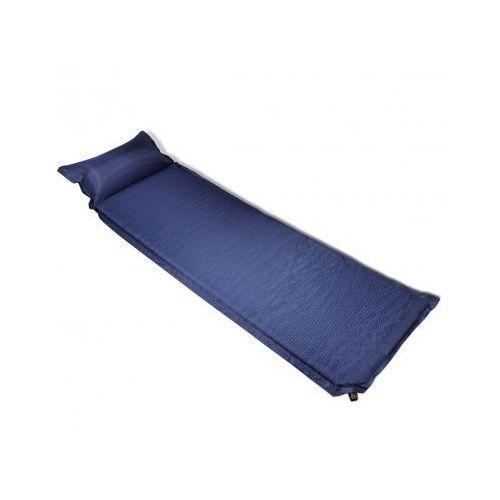 Materac, z samopompującą poduszką (6 x 66 x 200 cm). - produkt dostępny w VidaXL