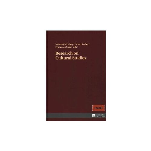 Research on Cultural Studies (9783631675007)