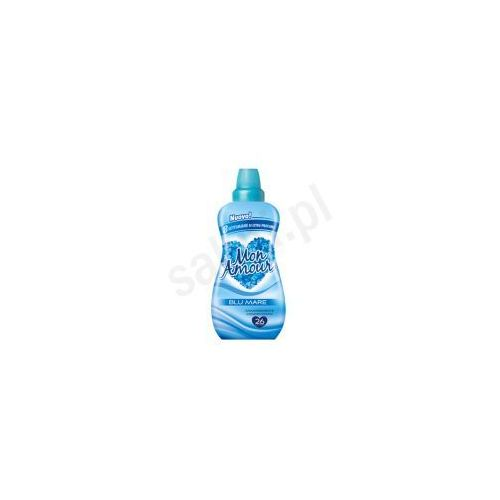 Felce Azzurra Mon Amour Blu Mare - Koncentrat do płukania tkanin (650 ml - 26 p.)