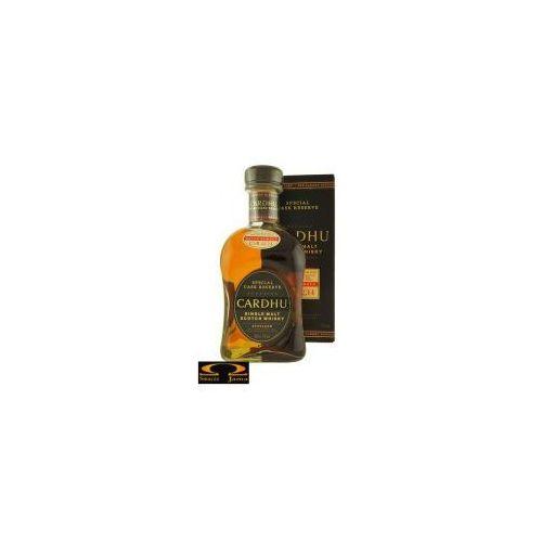 Whisky Cardhu Special Cask Reserve Batch No. C S/C R.12.14 0,7l, B295-16757