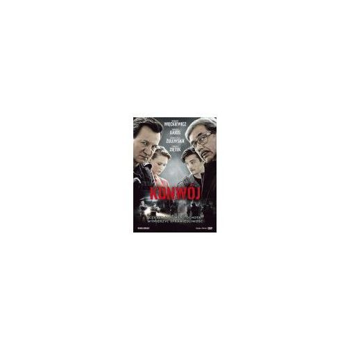 Add media Konwój (dvd) + książka (9788380532595)