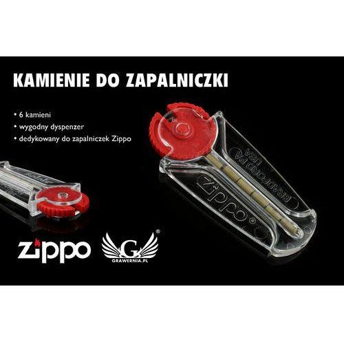 Kamienie do zapalniczki marki Zippo