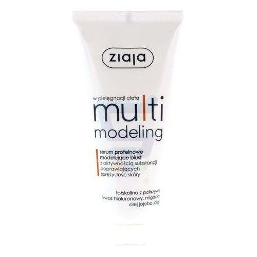 Ziaja 100ml multi modeling serum proteinowe modelujące biust