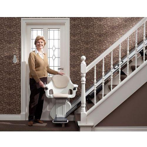 Thyssenkrupp elevator Krzesełko przyschodowe homeglide na proste schody