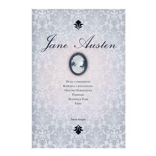 Jane Austen - Dzieła zebrane - Jane Austen DARMOWA DOSTAWA KIOSK RUCHU (9788379438341)