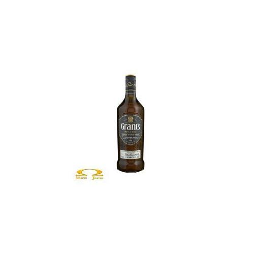 Whisky Grant's Triple Wood Smoky 0,7l, WHSK1047