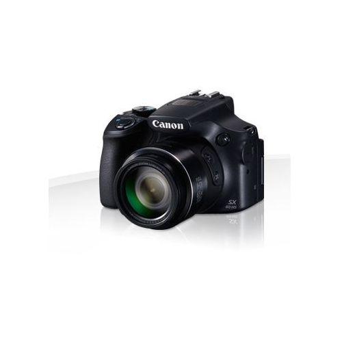 Canon PowerShot SX60, aparat