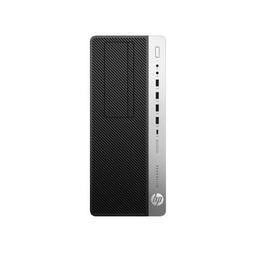 HP EliteDesk 800 G4 TWR [4RX10EA] - i7-7700 / 16 / 256 / SSD (M.2 - PCIe) / UHD Graphics 630 / nVidia Quadro P400 / Intel Q370 / LGA1151 / Win10 Pro