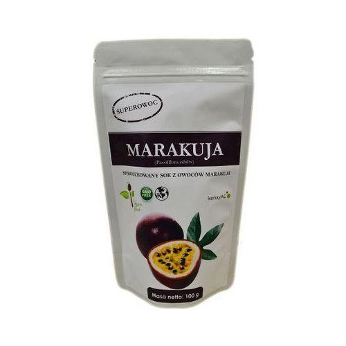 Marakuja (Passiflora edulis) sproszkowany sok z owoców 100g, KENAY