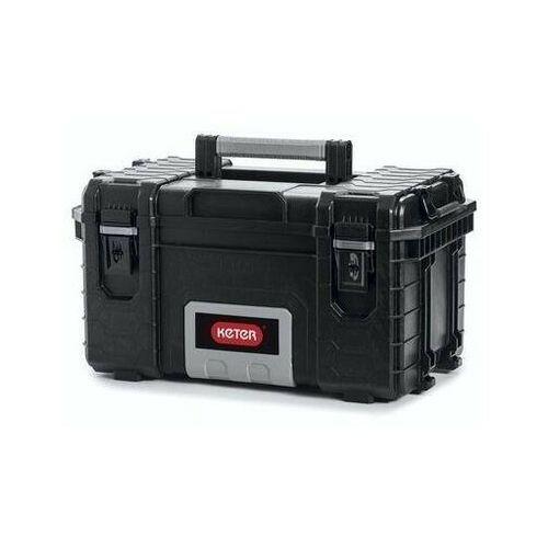 Curver skrzynka narzędziowa rigid tool box czarny/czerwony - darmowa dostawa od 95 zł!