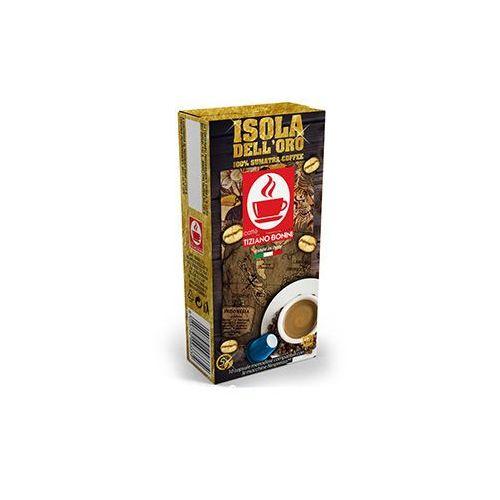 Kapsułki do Nespresso* ISOLAORO 10 kapsułek - do 18% rabatu przy większych zakupach oraz darmowa dostawa (8055742996304)