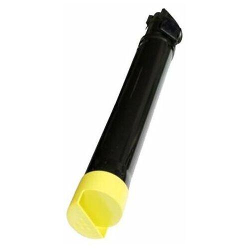 Toner zamiennik DT7525YX do Xerox WorkCentre 7525 7530 7535 7545 7556 7830 7830i 7835 7835i 7845 7845i 7855 7855i 7970 7970i, pasuje zamiast Xerox 006R01518 Yellow, 15000 stron