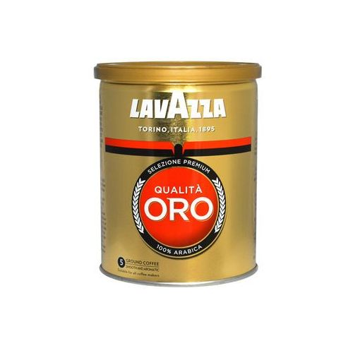 Lavazza Qualita Oro 0,25 kg mielona PUSZKA