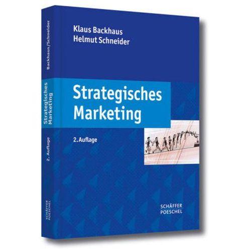 Strategisches Marketing Backhaus, Klaus (9783791028828)