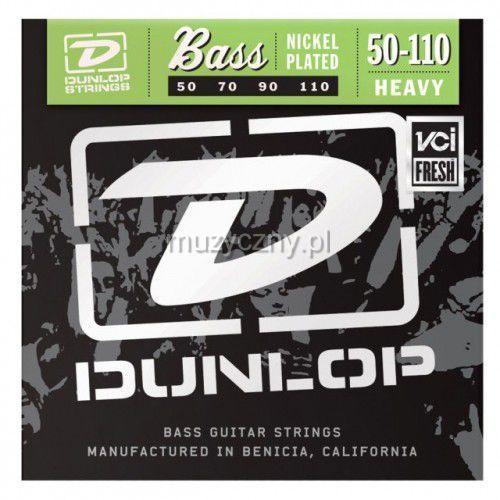 Dunlop dbn 50110 struny do gitary basowej 50-110