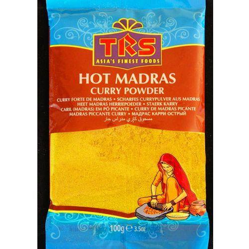 Mieszanka przypraw madras curry ostra marki Trs