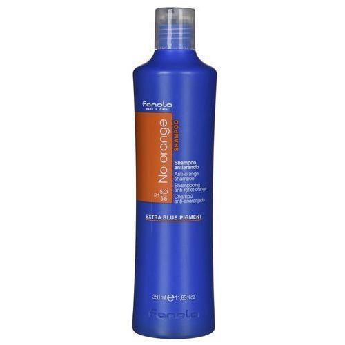 Fanola No Orange | Szampon neutralizujący ciepłe odcienie ciemnych włosów 350ml