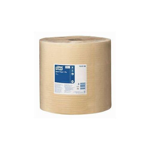 papierowe jednowarstwowe czyściwo w dużej roli nr art. 150109 marki Tork