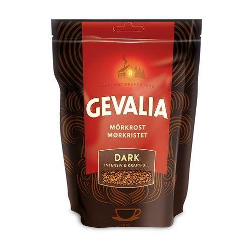 Gevalia - Dark Morkrost - kawa rozpuszczalna - 200g - paczka
