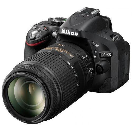 D5200 marki Nikon - lustrzanka cyfrowa