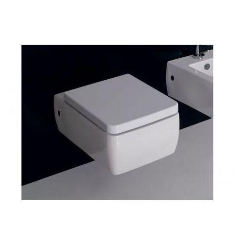 Kerasan Ego zestaw miska WC wisząca 50 cm z deską wolnoopadającą (321501+328801) 321501+328801 - oferta (0570682cb5e56367)
