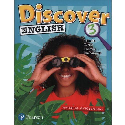 Discover English 3. Exam Trainer (Materiał Ćwiczeniowy), Pearson