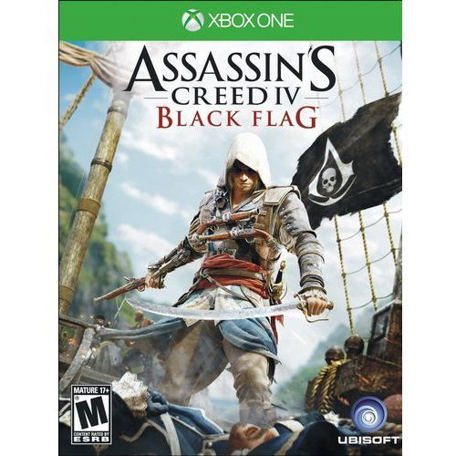 Assassin's Creed 4 Black Blag (Xbox One)