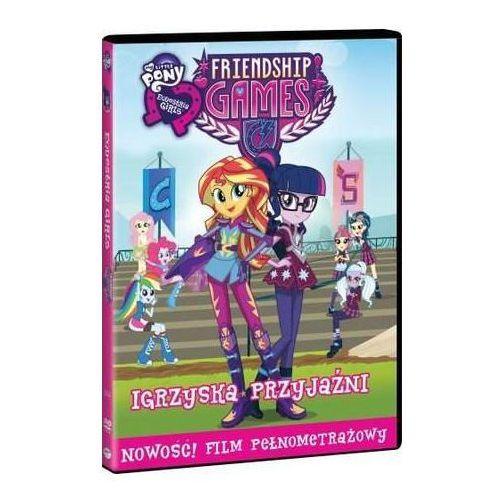 My Little Pony: Equestria Girls - Friendhip Games / Igrzyska przyjaźni (7321997610571)