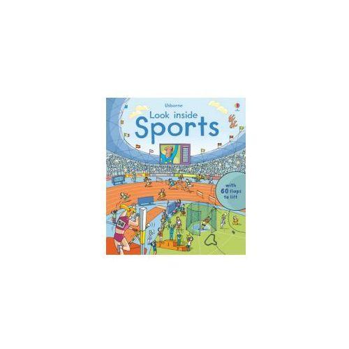 Look Inside Sports (9781409566199)