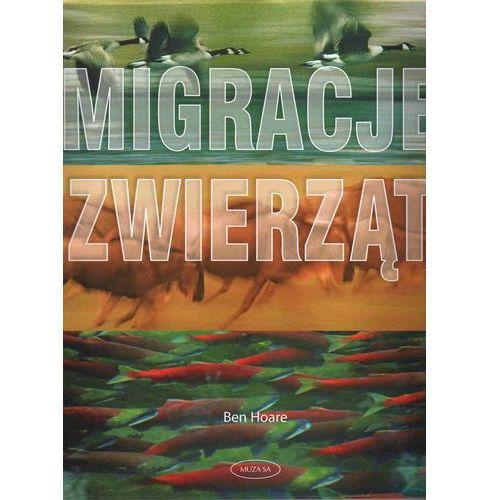 Migracje zwierząt, Ben Hoare