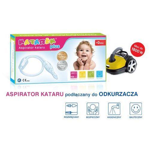 Katarek Plus - aspirator kataru podłączany do odkurzacza - Nowość Kurier: 13.75, odbiór osobisty: GRATIS! (gruszka dziecięca) od aptekajakmarzenie