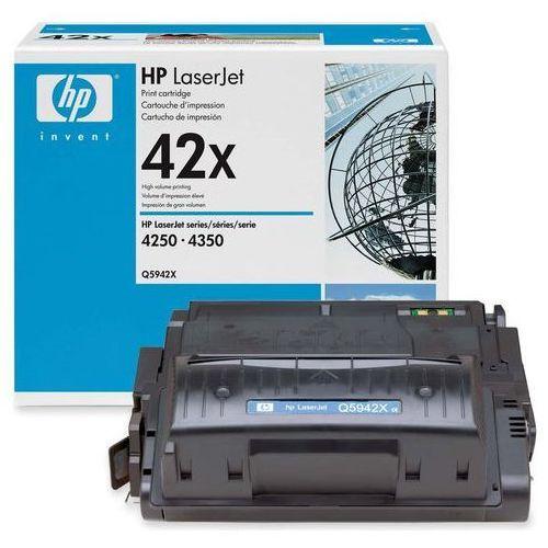 Hp Wyprzedaż oryginał toner 42x do laserjet 4250/4350 | 20 000 str. | czarny black