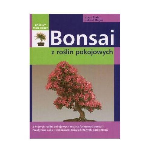 Bonsai z roślin pokojowych, oprawa twarda