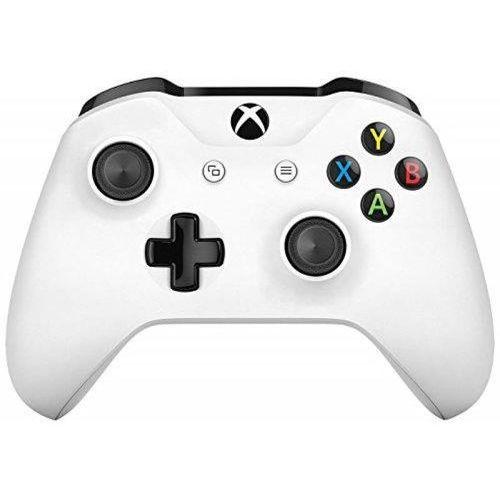 Kontroler MICROSOFT Xbox One Biały (0889842084344)
